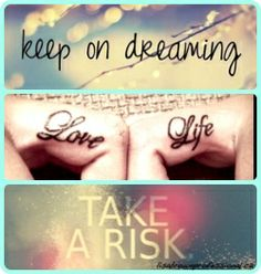 keep dreaming! #quotes #lovelife #nuerawellness #takearisk #nuera Dreaming Quotes, Keep Dreaming, Take Risks, Love Life, Words, Daughter In Law, Taking Risks, Horse
