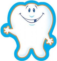 dental health preschool lesson plan tooth clip art