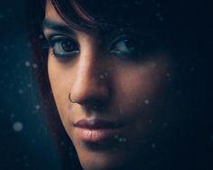 Portrait of @an1ssareyes from @eyessettokillofficial #flashbackkkkk