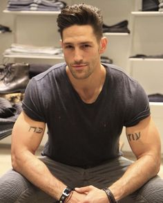 Men's Hairstyle Inspiration: Work Out New York on Bravo TV