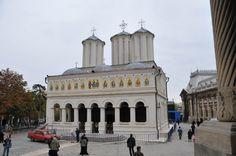 Catedrala Patriarhală - Biserici din București Wiki