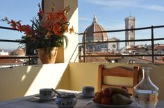 3 Bedroom Apartment in Florence to rent from £706 pw. With balcony/terrace and air con.