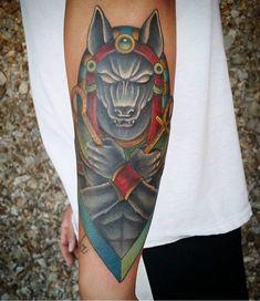 97 Best Tattoos images in 2018 | Tattoos, Anubis tattoo