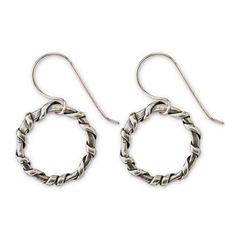 Earrings - Twined Vines Earrings - Arhaus Jewels