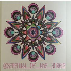 Lovely coloring @serenity_of_the_angels