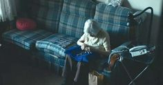 Camera Crew Spends A Day In The Life Of A Lonely 98-Year-Old Woman via LittleThings.com