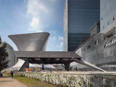 ensamble studio: cervantes theater structure