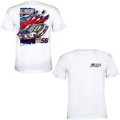 NASCAR Unites An American Salute Martin Truex, Jr. Program T-Shirt - $24.99