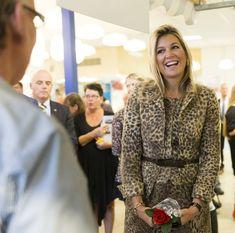Queen Maxima Photos: Queen Maxima Visits Social Employment Agency Breed