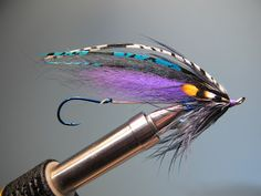 Steelhead Alley Fly Tying: Mike Decoteau's Evil Twin Brother