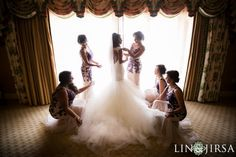 An Intertwined Event: Bold Multicultural Wedding At Fairmont Grand Del Mar | Intertwined Events, Lin & Jirsa Photography, Fairmont Grand Del Mar |   Intertwined Event, Intertwined Wedding, Reception, Purple, Gold, Pink, Bold, Bright Wedding Reception, Purple Wedding, Gold Wedding, Bold Wedding, Fairmont Grand Del Mar Wedding