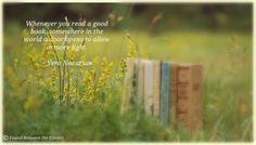Friday Favorites   Quote on Books by Vera Nazarian   Found Between the Covers