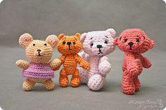 Bears (amigurumi)
