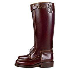 La Martina Polo Boots - I'm definitely getting those!
