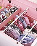 Storing Doll clothes and accessories - storage chest - Martha Stewart