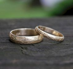 Alternative wedding bands for his and hers (49)