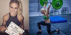 5 Tips to become a better Crossfitter from Sara Sigmundsdottir - https://www.boxrox.com/5-tips-to-become-a-better-crossfitter-from-sara-sigmundsdottir/