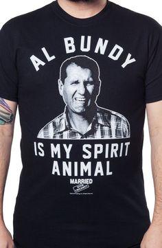 Al Bundy Spirit Animal T-Shirt