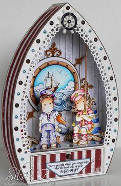 Magnolia Cards By Silvie Z: novembre 2011