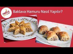 Baklava Hamuru Nasıl Yapılır? | Nefis Yemek Tarifleri - YouTube