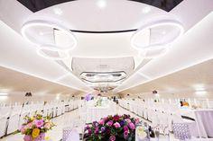 / The wedding hall. Ceiling, Ceilings, Trey Ceiling