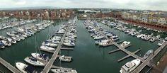 Sovereign Harbour, Eastbourne, UK