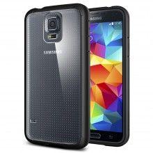 Cover Samsung Galaxy S5 Spigen SGP Ultra Hybrid Slate  13,99 €