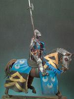 Mounted Knight (1400)