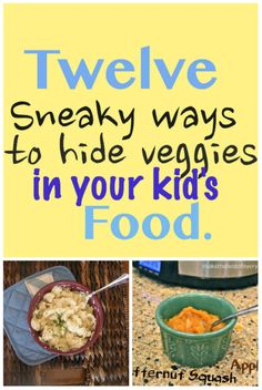 Be a Sneaky Mom! ( or Dad)
