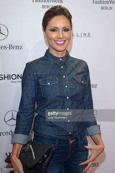 https://flic.kr/p/E1jMmX | nazan-eckes-attends-the-holy-ghost-show-during-mercedesbenz-fashion-picture-id462942183 | attends the Holy Ghost show during Mercedes-Benz Fashion Week Autumn/Winter 2014/15 at Brandenburg Gate on January 16, 2014 in Berlin, Germany.