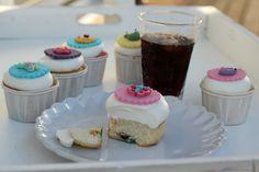 Cupcakes til barneselskap