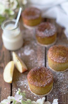 Muffin yogurt e mele