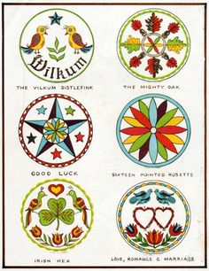 The History And The Meaning Behind Hex Signs