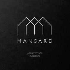 Naming and logo for architectural studio on behance logotype Architecture Names, Architecture Model Making, Architecture Design, Architecture Wallpaper, Architecture Portfolio, Logo Studio, Logo Minimalista, Architect Logo, Web Design