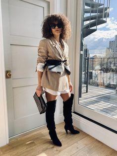 6 Unconventional Ways to Style a Blazer - Scout The City #fashion #style #blazer