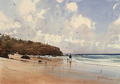 Low Tide (Going Fishin') by Joseph Zbukvic - Greenhouse Fine Art