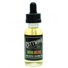 Cuttwood Vapors Mega Melons flavor can be compared to the very popular tropical fruit e juices that many companies have attempted to make. Well Cuttwood Vapors has gone above and beyond the average tr...