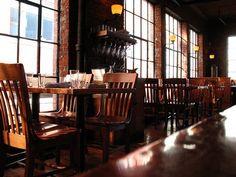 Fore Street restaurant, Portland, Maine,