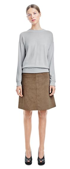 Merino Sweat Pullover - Knitwear - Woman - Filippa K