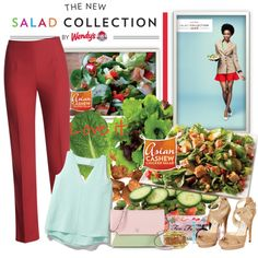 Spring Style & Wendy's® #NewSaladCollection – Pt. 2