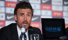 لويس إنريكي يدافع عن لاعبه الدولي الإسباني…: دافع المدير الفني لفريق برشلونة الإسباني لكرة القدم، لويس إنريكي، عن لاعبيه الدوليين…