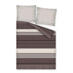 Hnedé posteľné obliečky s pruhmi - domtextilu. Cheer Skirts, Colors