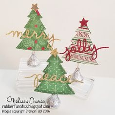 Stampin' Up! This Christmas by Melissa Davies @rubberfunatics #stampinup #rubberfunatics #thischristmas