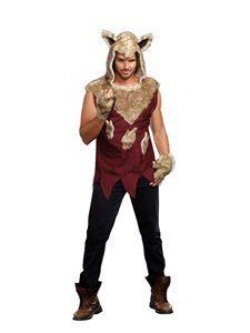 Big Bad Wolf Adult Mens Costume - 322265 | Via Halloween Club # halloweencostumes #menscostumes  sc 1 st  Pinterest & 125 best New 2014 Menu0027s Costumes images on Pinterest | Menu0027s ...