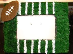 football frame 35 x 55 by bigmammascraftin on etsy 700