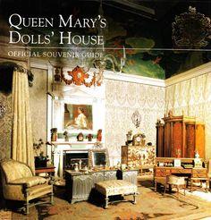 Кукольный дом королевы Марии, Лондон, Великобритания - Ярмарка Мастеров - ручная работа, handmade