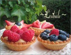 les milles & un délices de ~lexibule~: Tartelettes aux fruits et à l'érable