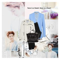 """""""Here is a heart .."""" by rainie-minnie ❤ liked on Polyvore"""
