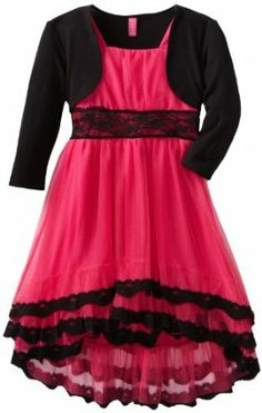 Tween Girl Dresses, Sassy Girls Dress Sizes 7-16, Knee Length ...