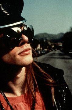 Axl Rose. My god, he is amazing!